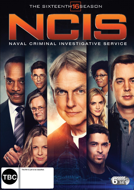 NCIS: The Complete Sixteenth Season on DVD image