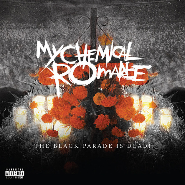 The Black Parade Is Dead! (2LP) by My Chemical Romance