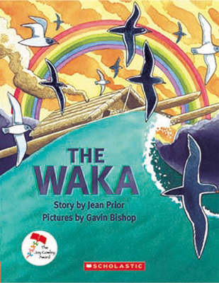 The Waka by Jean Prior image