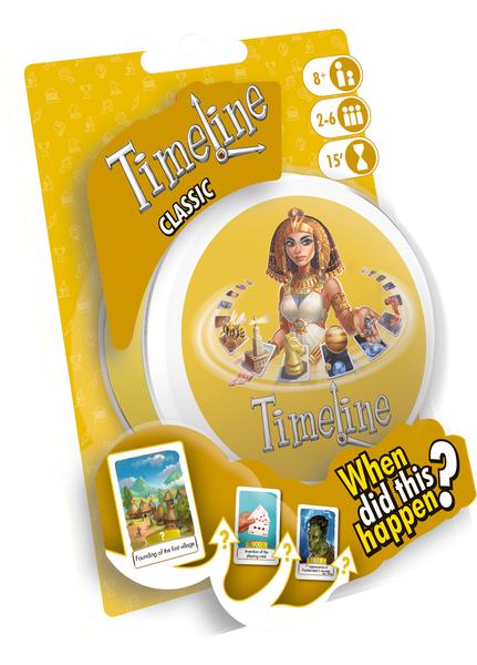Timeline: Classic - Peg Edition