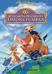 Around The World With Timon & Pumbaa on DVD