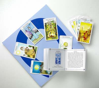 The Tarot Box by Juliet Sharman-Burke