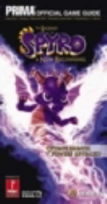 The Legend of Spyro, a New Beginning: The Official Strategy Guide for Paperback by Stephen Stratton