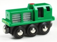 Brio Railway - Light & Sound Diesel Engine