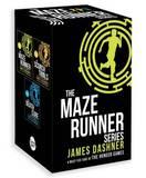 The Maze Runner Box Set (Books 1-3) by James Dashner