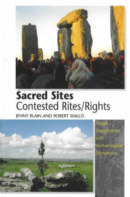 Sacred Sites, Contested Rites/Rights by Jenny Blain image