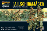 German Fallschirmjager Boxed Set