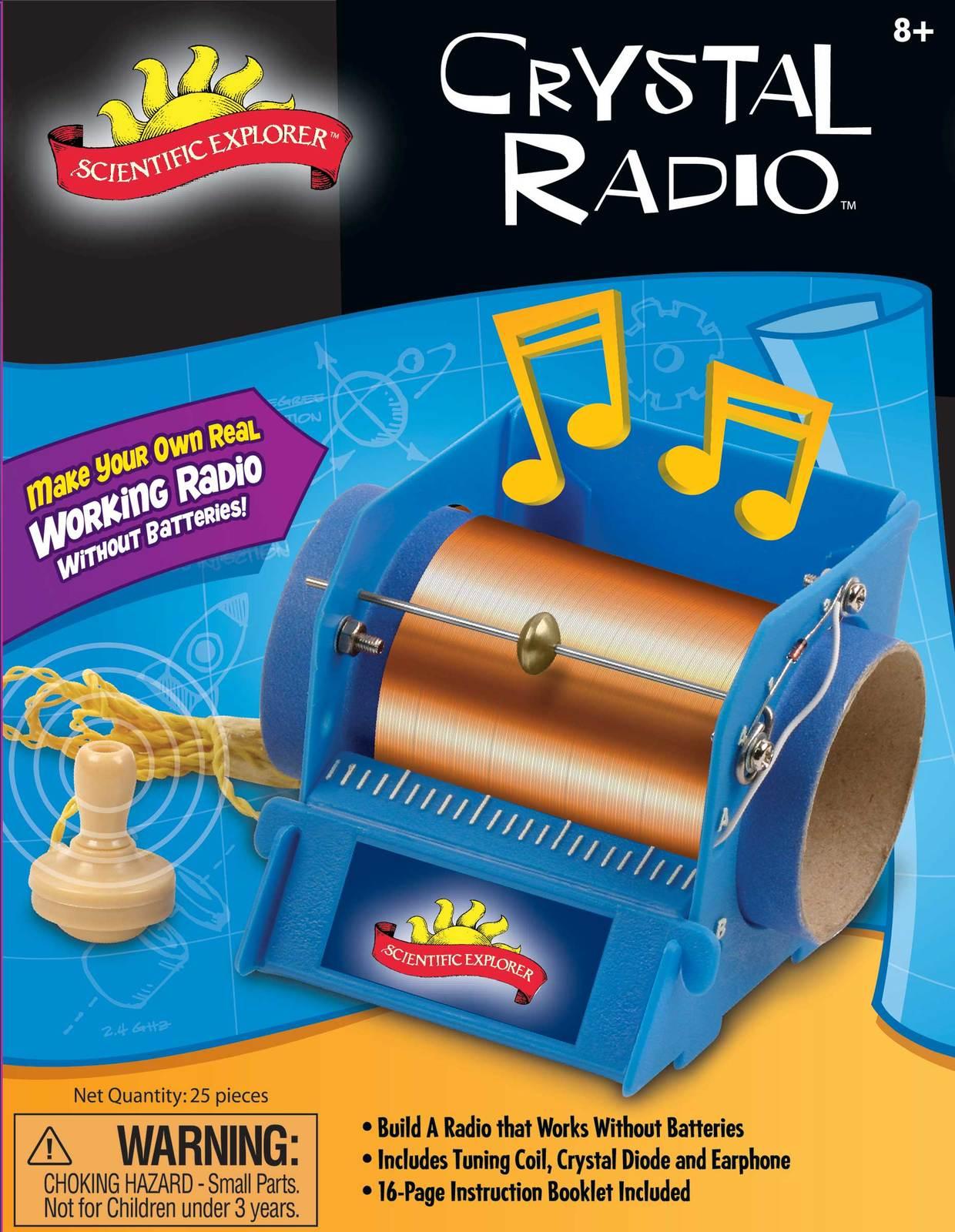 Scientific Explorer: Crystal Radio Mini Lab image