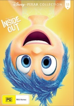 Inside Out (Pixar Collection 15) on DVD image