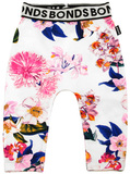 Bonds Stretchy Leggings - Flower Market (12-18 Months)