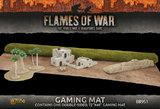 Flames of War Desert Gaming Mat 6x4