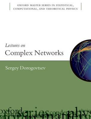 Lectures on Complex Networks by Sergey Dorogovtsev image