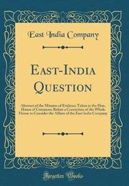 East-India Question by East India Company image