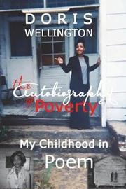 The Autobiography of Poverty by Doris Wellington image