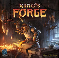 Kings Forge: 3rd Edition - Board Game