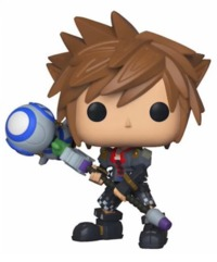 Kingdom Hearts 3 - Sora (Toy Story) Pop! Vinyl Figure
