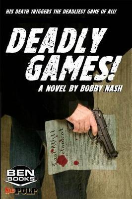 Deadly Games! by Bobby Nash image