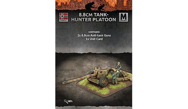 Flames of War: 8.8cm Tank-Hunter Platoon