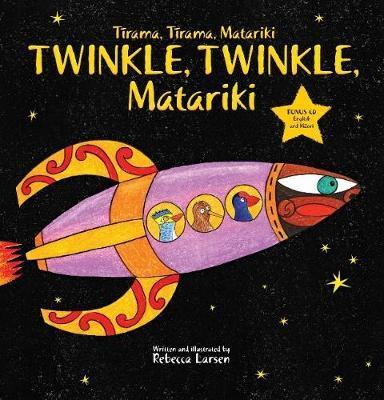 Twinkle Twinkle Matariki by Rebecca Larsen image