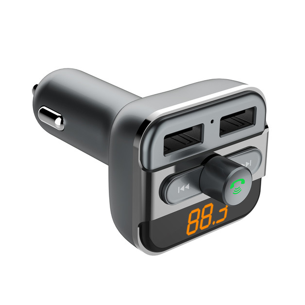 Ape Basics: Bluetooth Car FM Transmitter with LCD Screen