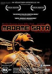 Madame Sata on DVD