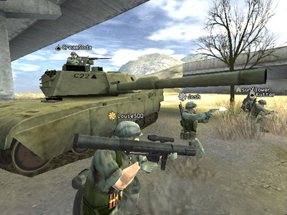 Battlefield 2: Modern Combat for PlayStation 2 image