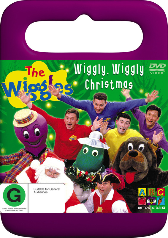 The Wiggles - Wiggly, Wiggly Christmas on DVD