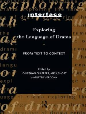 Exploring the Language of Drama image