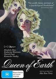 Queen of Earth on DVD