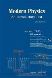 Modern Physics: An Introductory Text (2nd Edition) by Shlomo Nir image