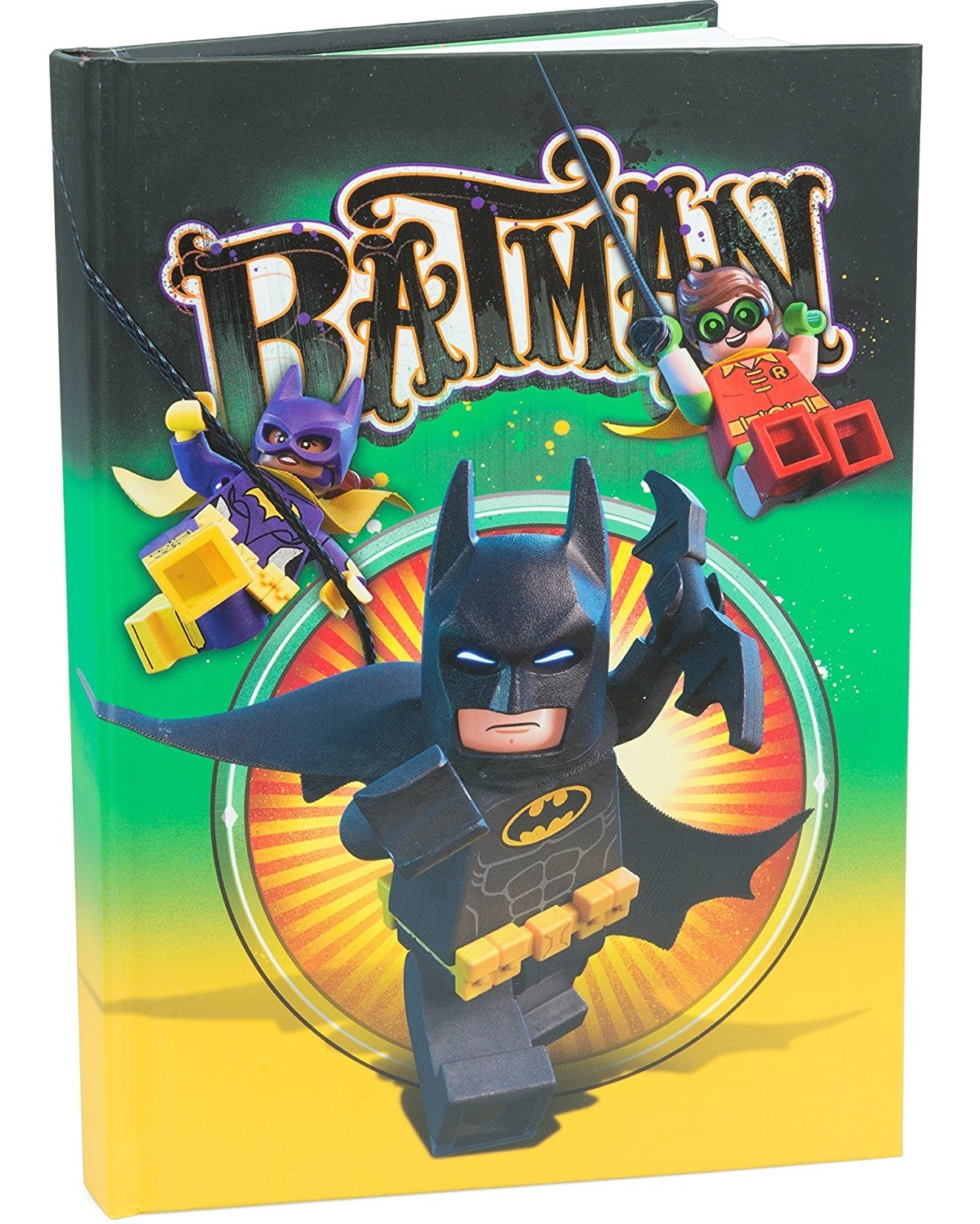 The LEGO Batman Movie: Themed Hardback Journal - Batman image