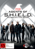 Marvel's Agents of S.H.I.E.L.D - The Complete Third Season DVD