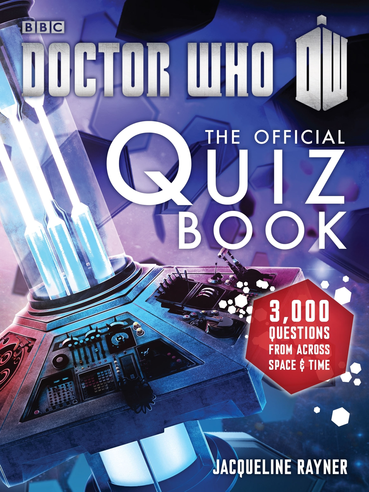 Doctor Who: The Official Quiz Book by Jacqueline Rayner image