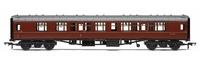 Hornby: BR Mk1 Coach Corridor Composite 'E15481' (No Crest)