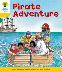 Oxford Reading Tree: Level 5: Stories: Pirate Adventure by Roderick Hunt image