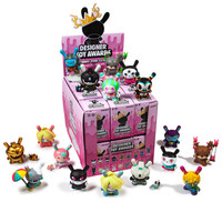 Dunny: Designer Toy Awards - Vinyl Minifigure (Blind Box)