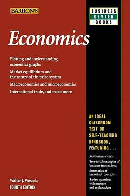 Bus Review Series Economics by Walter J. Wessels