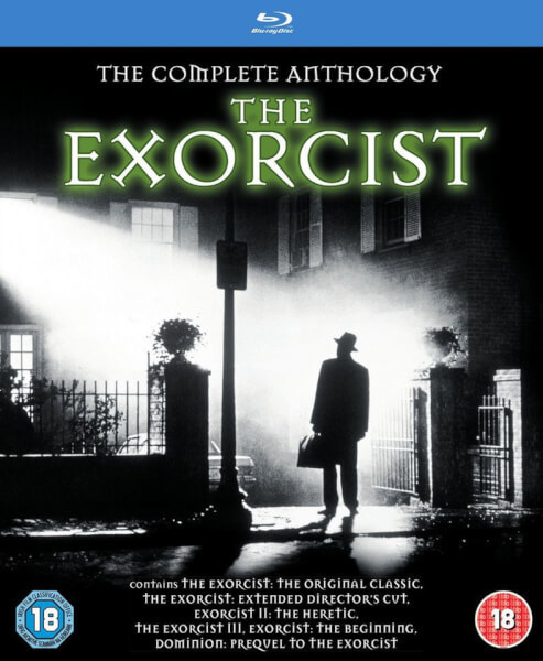 The Exorcist: Complete Anthology on Blu-ray image