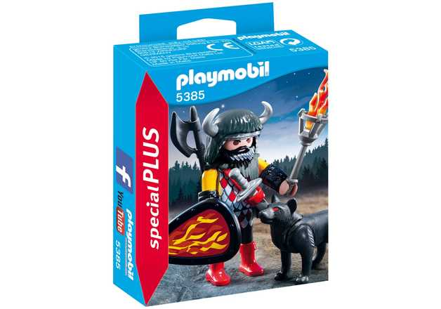 Playmobil: Special Plus - Wolf Warrior