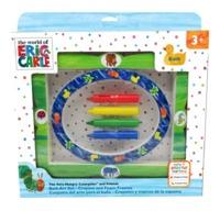 Eric Carle : Crayon & Frame Bath Set - Very Hungry Caterpillar