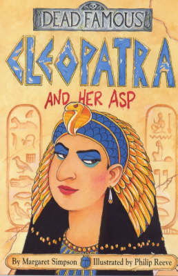 Cleopatra and Her Asp by Margaret Simpson image