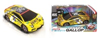 Cool Wind: Euro Style R/C Car - Yellow/Black