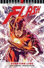 The Flash: Starting Line: Essential Edition by Brian Buccellato