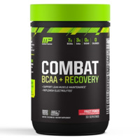 MusclePharm Combat BCAA+Recovery - Fruit Punch (30 Serves)