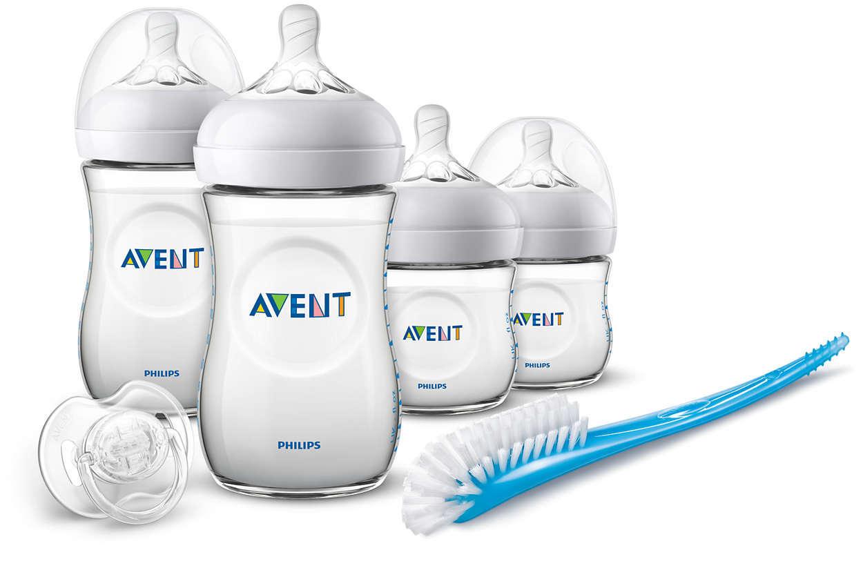 Philips Avent Natural Newborn Starter Set image