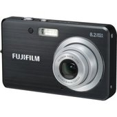 Fujifilm J10 8.2MP Digital Camera Black image