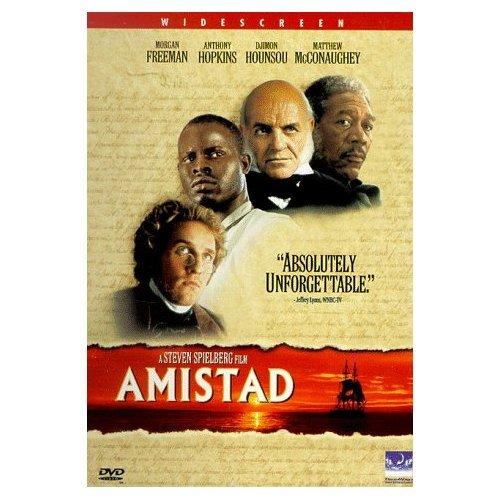 Amistad on DVD