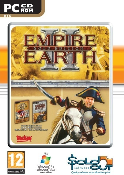 Empire Earth 2 Gold Edition for PC Games