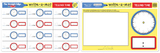 Melissa & Doug: Telling Time Write-a-Mat
