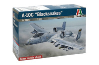 "Italeri A - 10C ''Blacksnakes"" 1:48 Model Kit"